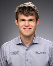 World Champion GM Magnus Carlsen