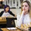 Tatev Abrahamyan, Nazi Paikidze, Round 10, U.S. Championship