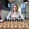Nazi Paikidze, U.S. Championship, Round 11