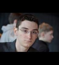 Grandmaster Fabiano Caruana chess
